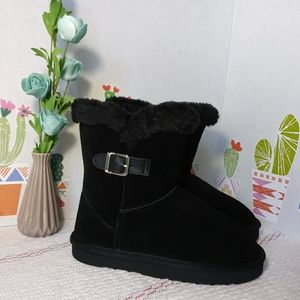 Style & Co Shoes - Style & Co. Black Ankle Boots